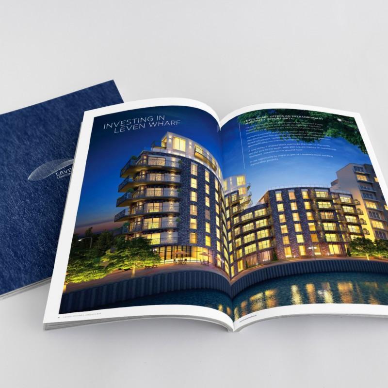 Property Investment Brochure print & design