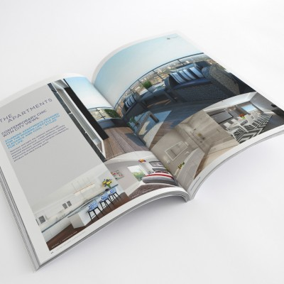 Property Investment Brochure Spread