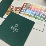Park Tower brochure hotel design & Print