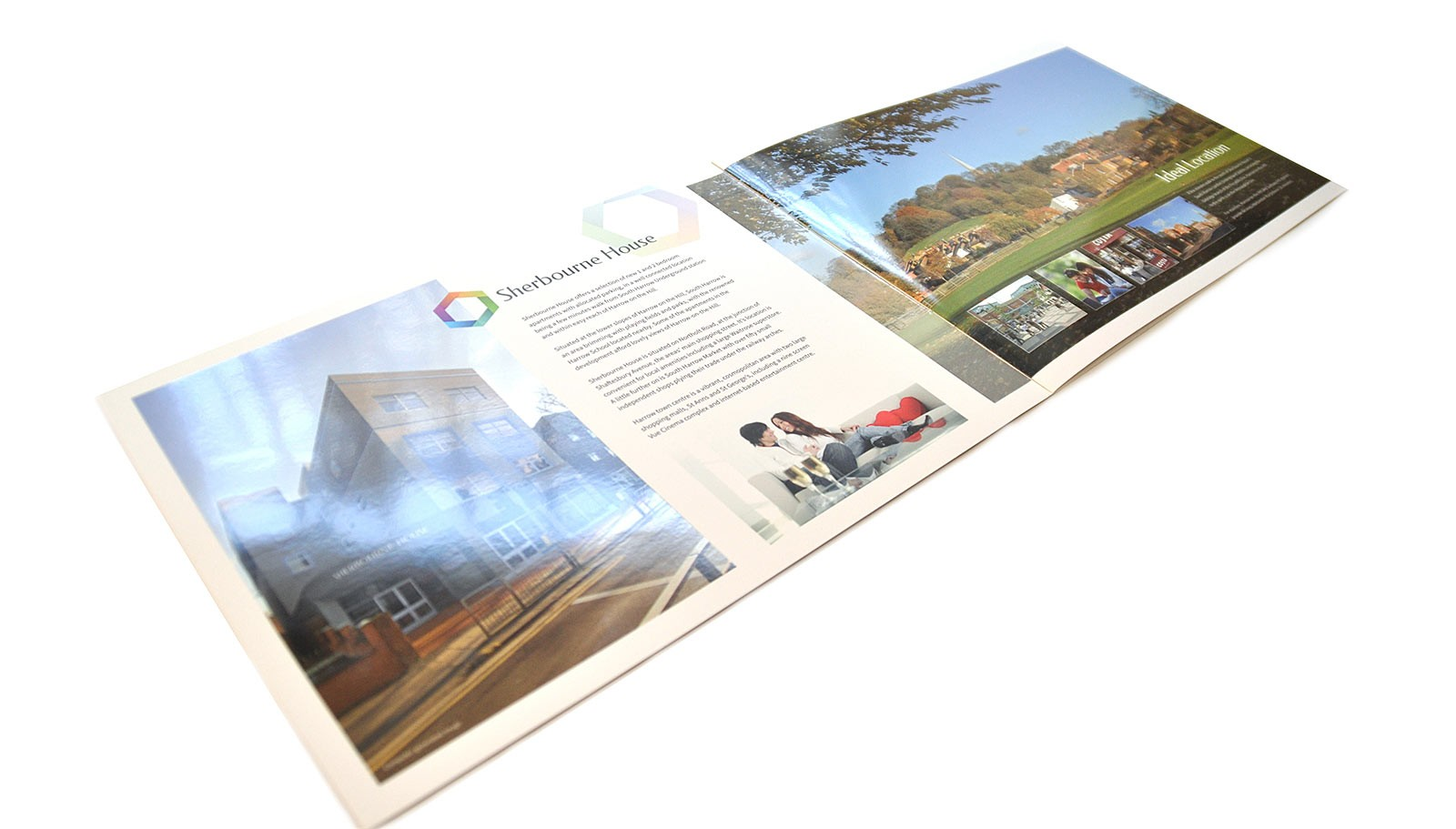 Residential Property Brochure Design