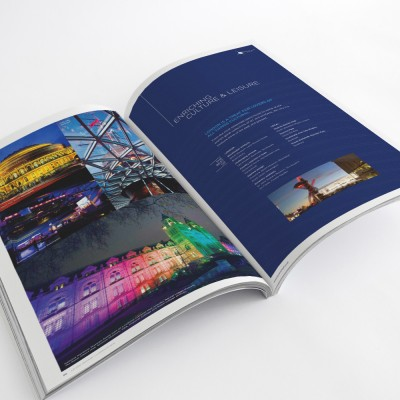 Property Investment Marketing Brochure