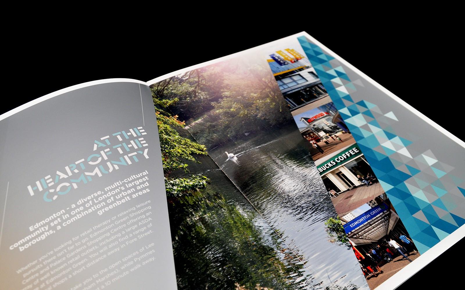 Residential Property brochure spread
