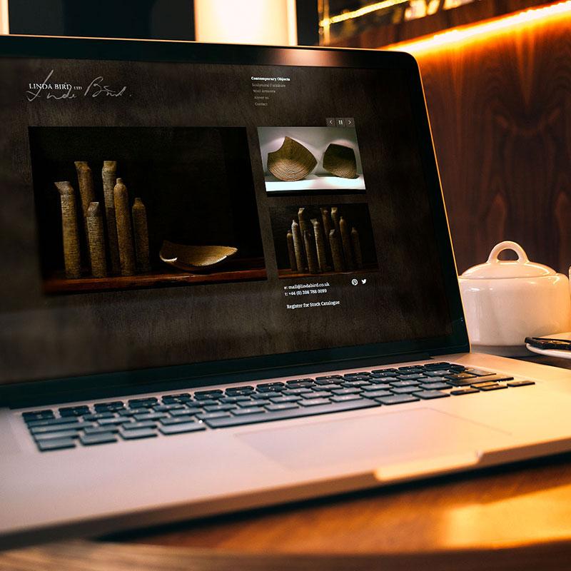 Catalogue Website Design