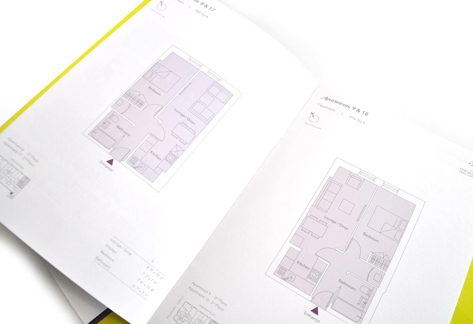 Property Brochure Floor plans