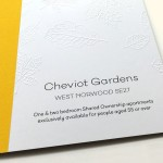 Retirement development Brochure Design - Cheviot Gardens