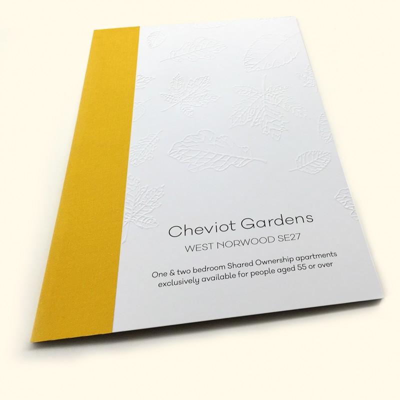Retirement Property Brochure Branding