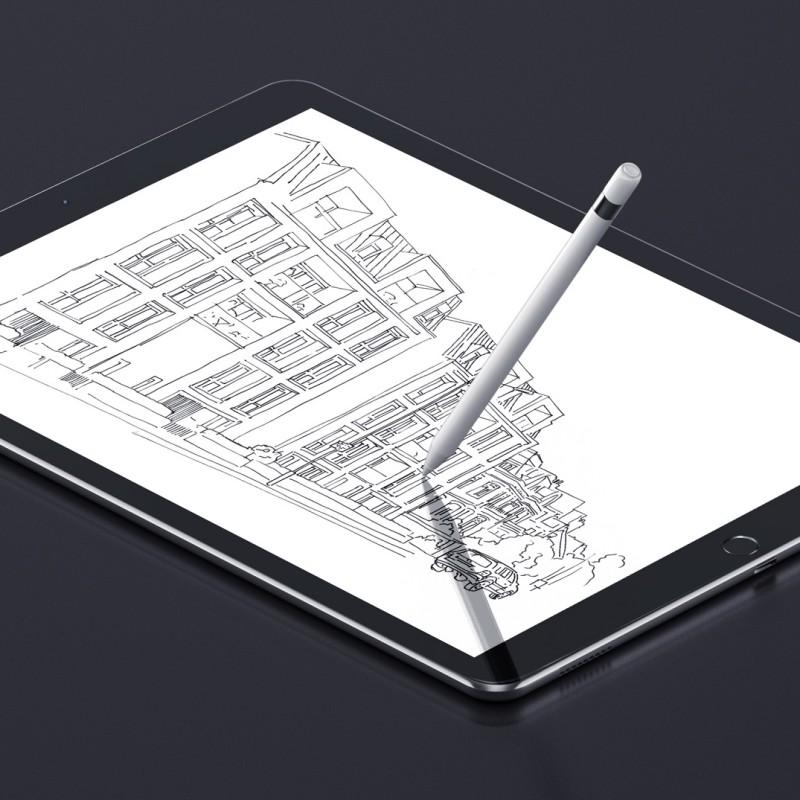 Property Brochure Ipad Pro Illustration