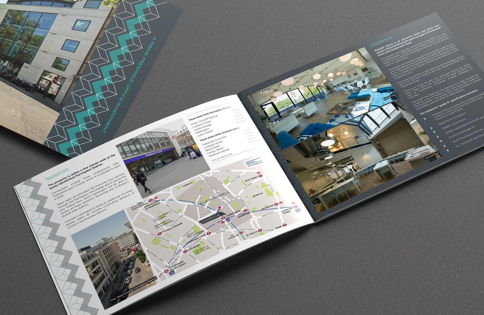 Commercial Property Brochure Design