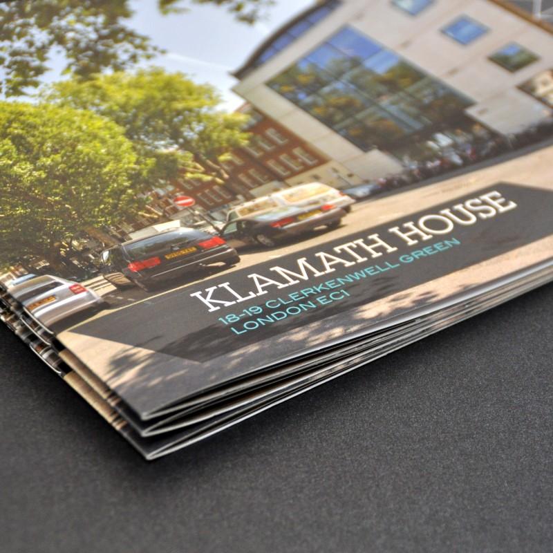 Commercial Investment Brochure Design