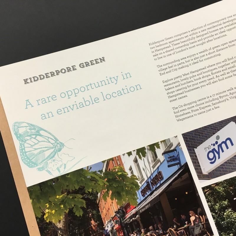 Property Brochure Print Design