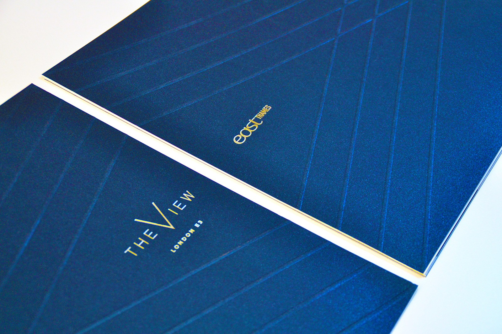 THE VIEW Luxury Property brochure | Oracle Creative