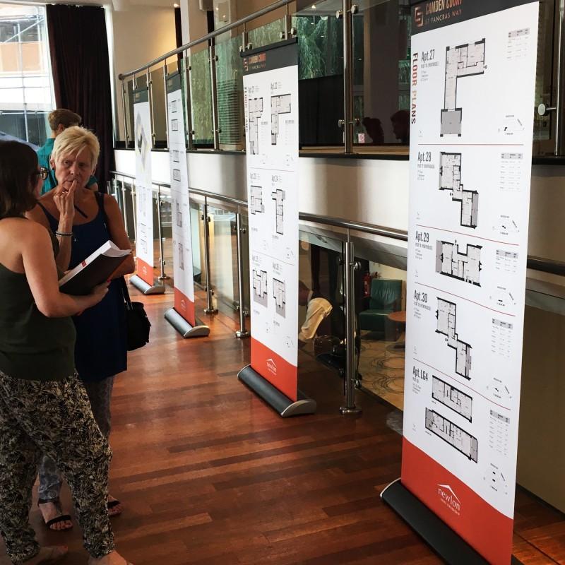 Property Signage design London