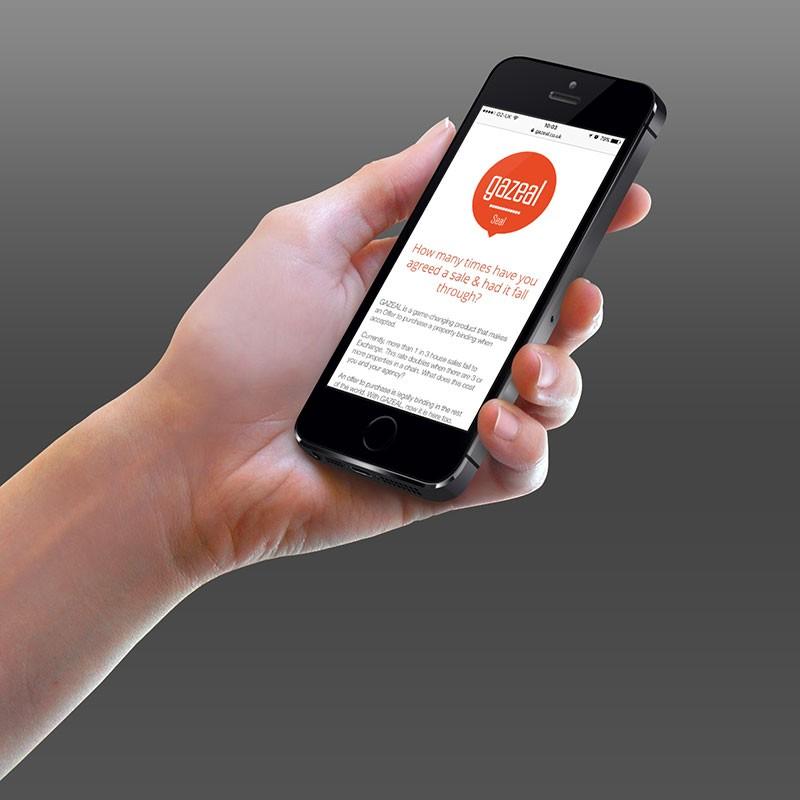Smart Phone Web Design